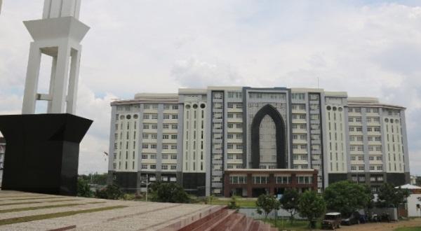 Peta Kampus - Universitas Ahmad Dahlan
